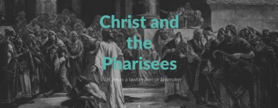 Pharisees, who were they?